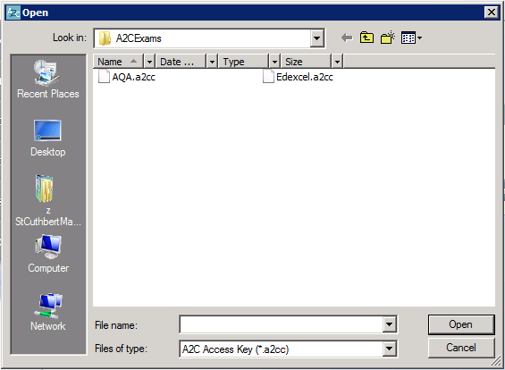 A2C - Import Access Key(s) - Frequently Asked Questions