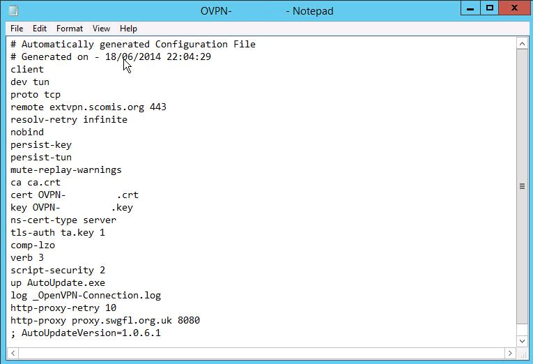 Vpn_route conf file