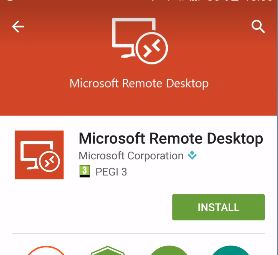 Android MS RDP