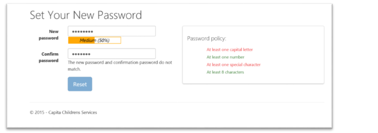 SIMS ID - Password Recovery - Frequently Asked Questions